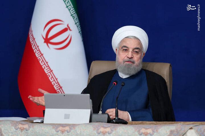 جلسه هیات دولت با حضور حسن روحانی+ عکس