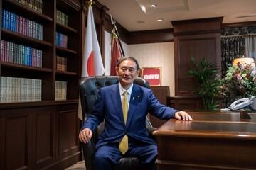نخستوزیر جدید ژاپن برای اولین بار با ترامپ گفت و گو کرد