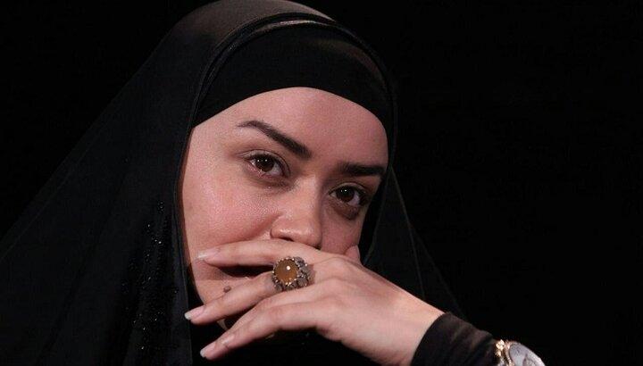 دلنوشته عاشقانه خانم بازیگر برای همسرش / عکس