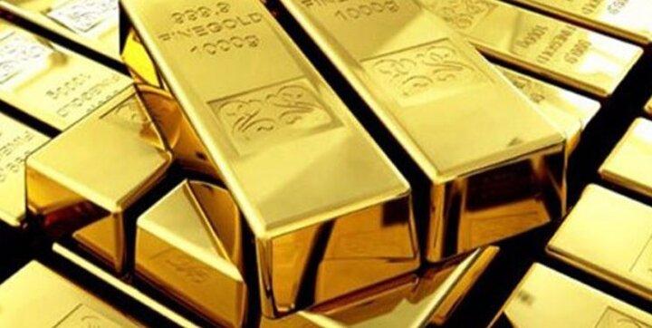 سقوط طلای جهانی/هر اونس ۲۹ دلار کاهش یافت