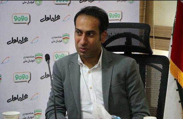 محمد هاشم زاده مربی تیم ملی استعفا داد