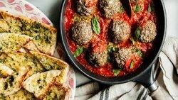 آموزش پخت خوراک گوشت ساده با کوفته قلقلی