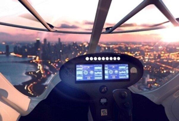 زمان پرواز نخستین تاکسی های هوایی در ایران