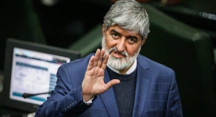 واکنش توئیتری علی مطهری به اظهارات مقامات آمریکایی درباره بازگشت تحریمهای ایران