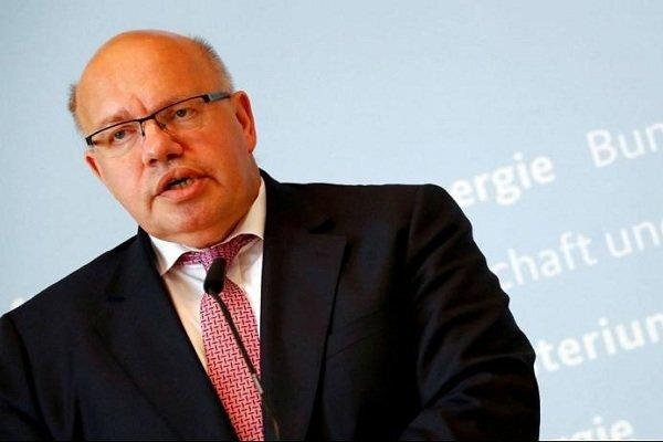 وزیر اقتصاد آلمان به قرنطینه رفت