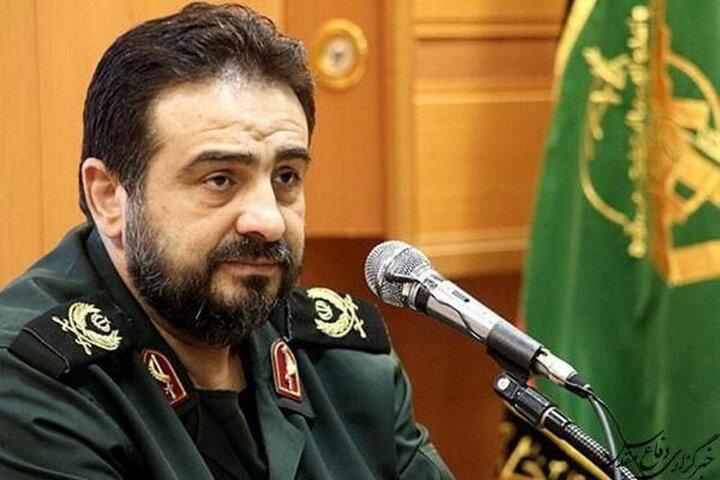سردار علی خدادی جانباز شیمیایی درگذشت