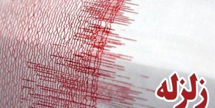 زمین لرزه ای ۳.۹ ریشتری «شهداد» کرمان را لرزاند