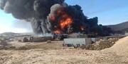 ۸۰ کشته و زخمی در پی انفجار شدید در پایگاه ائتلاف سعودی