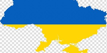 سقوط هواپیما در خارکوف اوکراین +فیلم