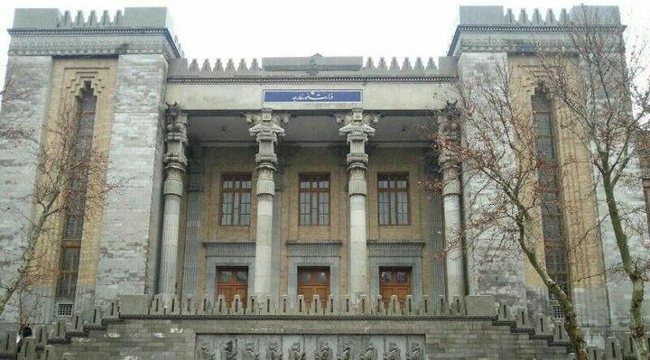 احضار سفیر تاجیکستان در تهران