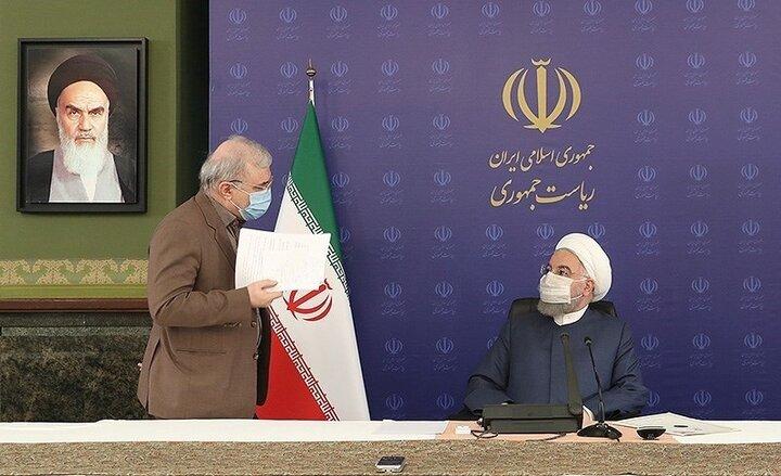 آقای روحانی! آقای نمکی! شما مسئول موج جدید کرونا هستید