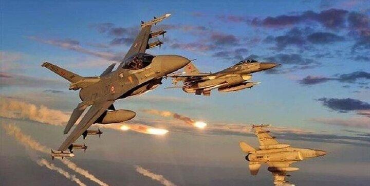 ترکیه کردستان عراق را بمباران کرد