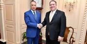 پمپئو تهدید نظامی دونالد ترامپ علیه عراق را تکذیب کرد