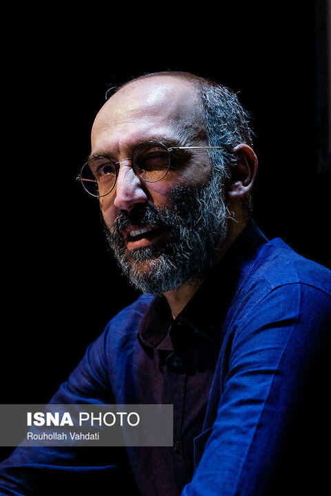 گریم فوق العاده هادی حجازی فر در نقش یک شهید + عکس