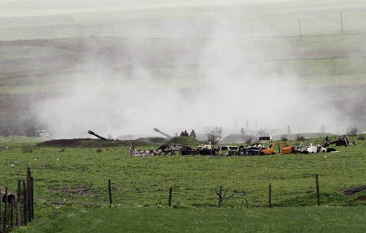 درخواست روسیه مبنی بر آتش بس بین آذربایجان و ارمنستان/ اوضاع در منطقه قره باغ به شدت وخیم شده است