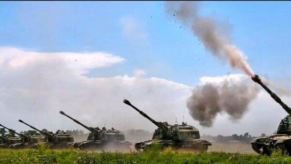 ارمنستان ارتش آذربایجان در مناطق مرزی را بمباران کرد