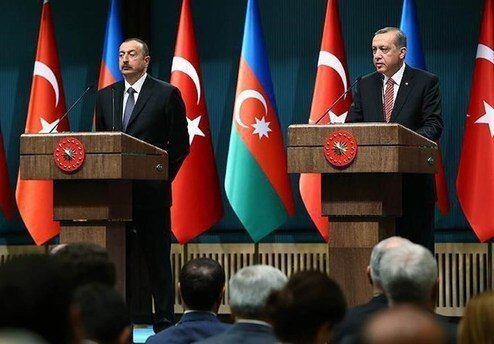 اردوغان: در کنار جمهوری آذربایجان هستیم