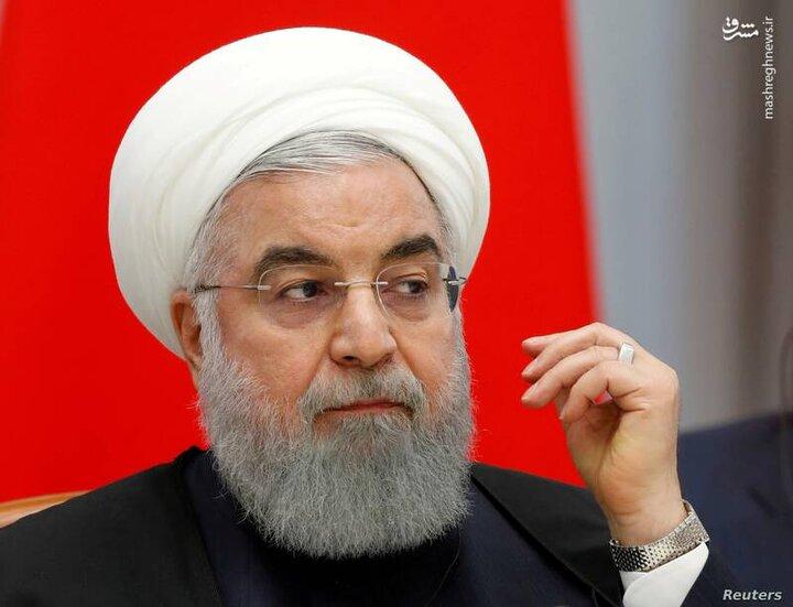مخالفت مجلس با سخنرانی ویدیوکنفرانسی روحانی در جلسه رای اعتماد