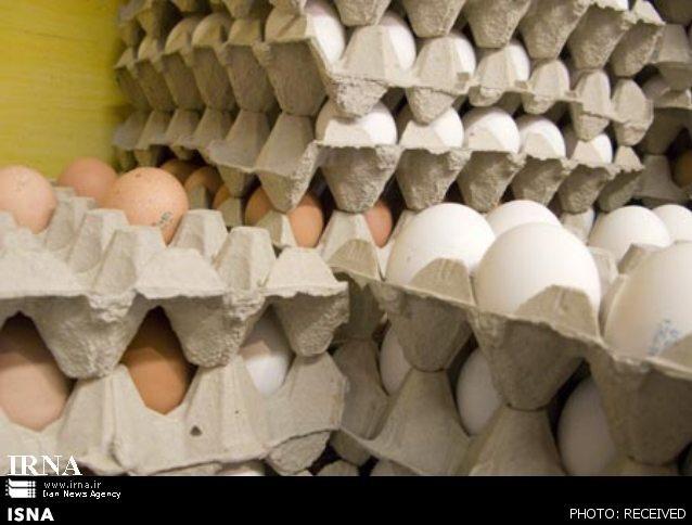 هر شانه تخممرغ ۳۵ تا ۳۸ هزار تومان