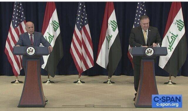 آمادگی آمریکا برای خروج دیپلماتهای خود از عراق