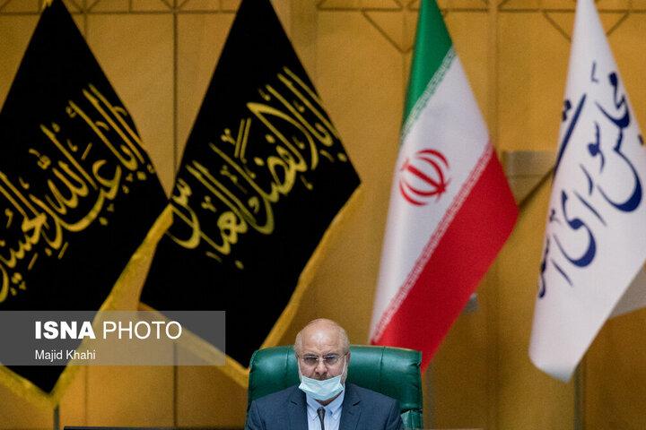 امیدواری قالیباف بر حل مشکلات وزارت صمت با حضور رزم حسینی