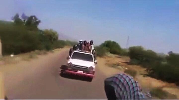عروسی که به عزا تبدیل شد؛ تصادف خودرو میهمانان عروسی + فیلم