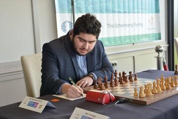 حذف مقصودلو از مسابقات اینترنتی شطرنج سرعتی جوانان جهان