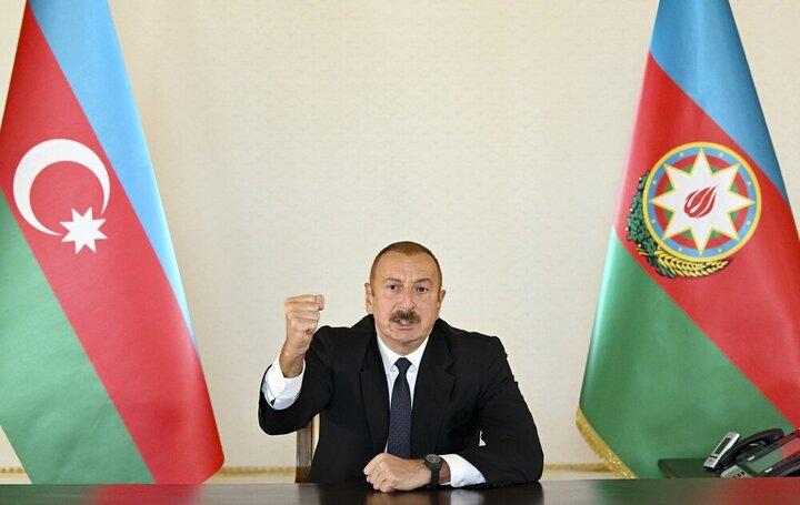 آذربایجان برای پایان درگیری با ارمنستان شرط گذاشت