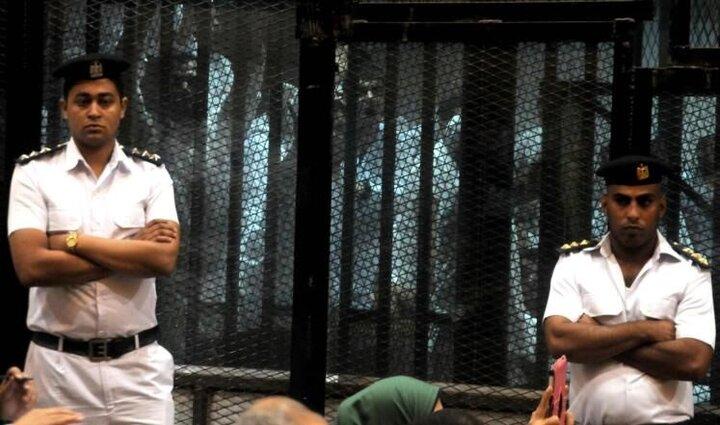 حکم اعدام ۶ عضو اخوان المسلمین مصر صادر شد