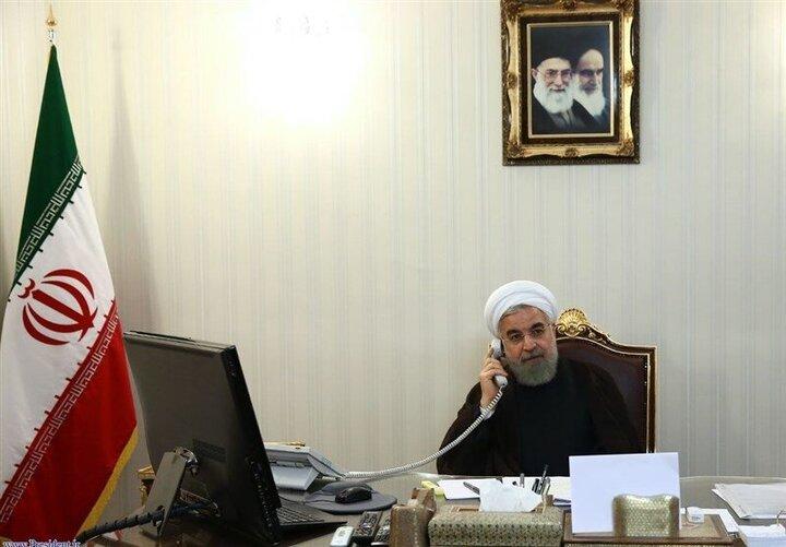 گفتوگوی روحانی با نخست وزیر ارمنستان درباره درگیری با آذربایجان