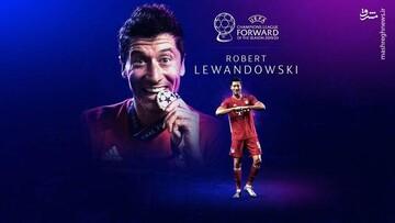 معرفی بهترین های فوتبال اروپا در فصل ۲۰-۲۰۱۹ / لواندوفسکی مرد سال شد