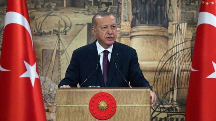 اردوغان با امیر جدید کویت تلفنی گفتگو کرد