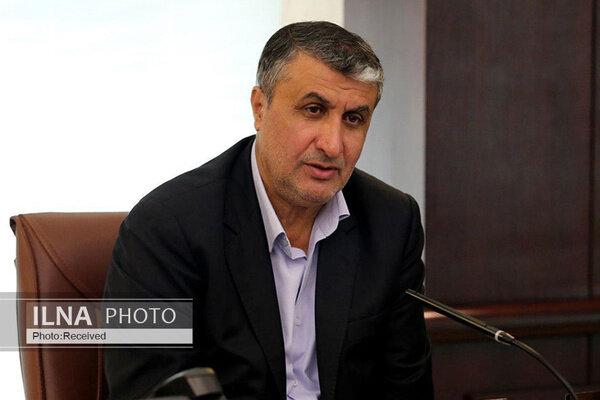 توضیحات وزیر راه درباره برقراری پرواز به عراق در ایام اربعین