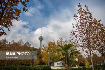 اعلام وضعیت هوای تهران در ۱۱ مهر