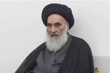 آیت الله سیستانی در پیامی فوت امیر کویت را تسلیت گفت