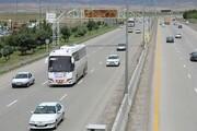تردد خودروها در استان تهران به نصف رسید
