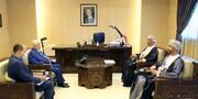 بازگشت سفیر عمان به سوریه