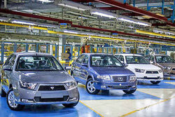 جدیدترین قیمت خودرو در بازار/  پراید ۱ میلیون گران شد