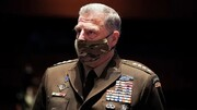 رئیس ستاد مشترک ارتش آمریکا در قرنطینه
