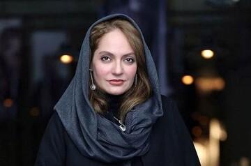 توئیت جنجالی مهناز افشار پیرامون جدایی کیمیا علیزاده از همسرش + عکس