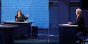 نتیجه نظرسنجی مناظره کامالا هریس و پنس اعلام شد