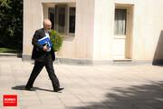 رئیس سازمان انرژی اتمی کرونا گرفت