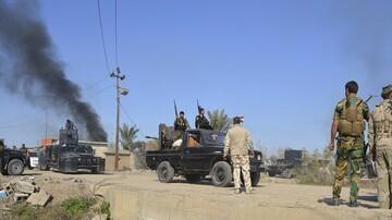انفجار بمب در بغداد