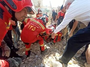 انفجار مرگبار گاز در اهواز/ آمار جان باختگان اعلام شد