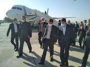 ورود عبدالناصر همتی به بغداد