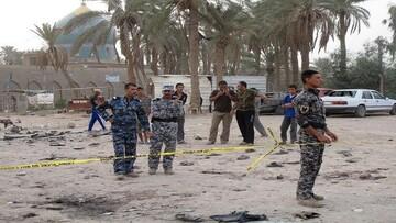 انفجار بمب در مرکز شهر بغداد