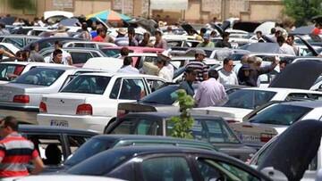 جدید ترین قیمت خودروها در بازار در چهارشنبه ۲۳ مهر ۹۹