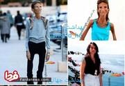 لاغرترین زن جهان کیست + عکس
