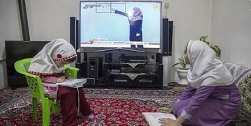 برنامه های درسی دانش آموزان در ۲۵ مهر ۹۹