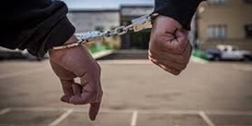 بازداشت سارق زورگیر محله تهرانپارس